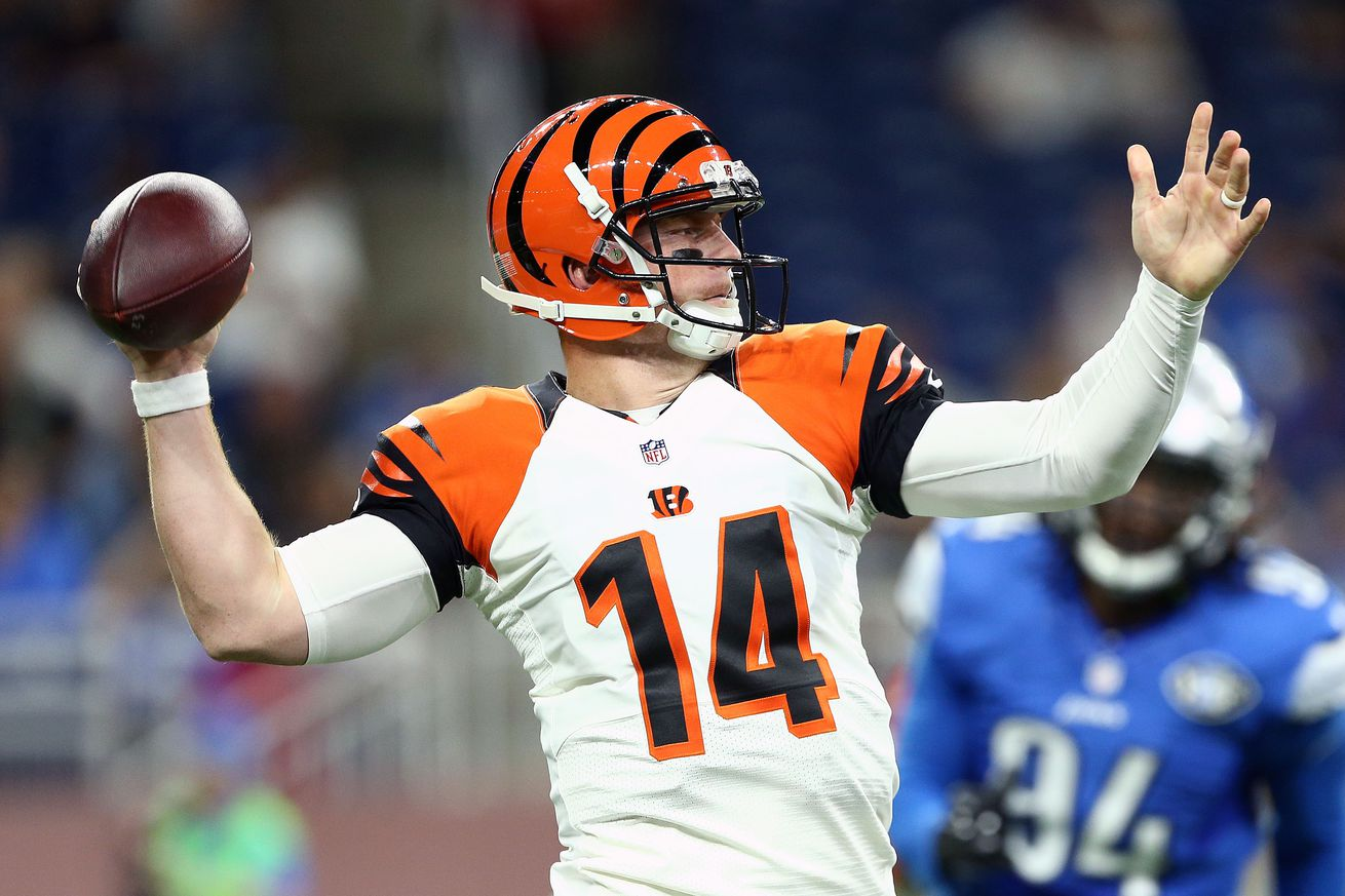 Bengals' starters dominate Jaguars before backups give game away