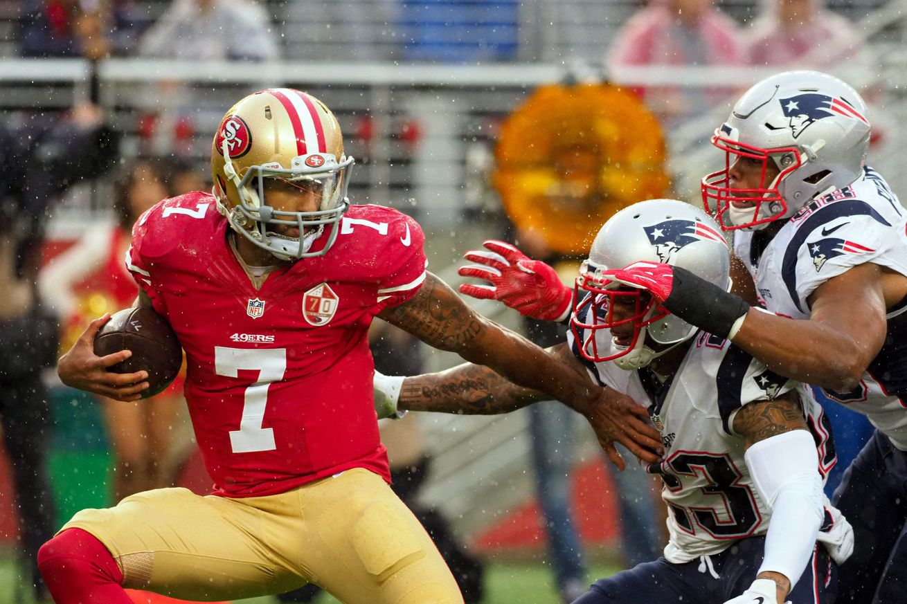 Tom Brady throws 4 TDs, furthers MVP pursuit in Bay Area return