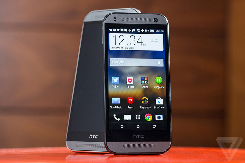 HTC - Magazine cover