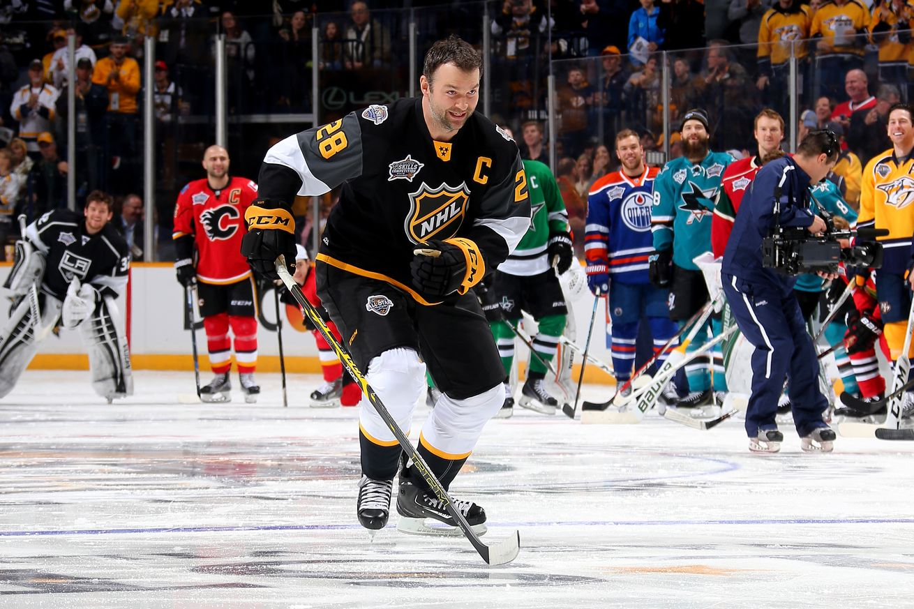 John Scott shows heart in moving essay about NHL All-Star Game
