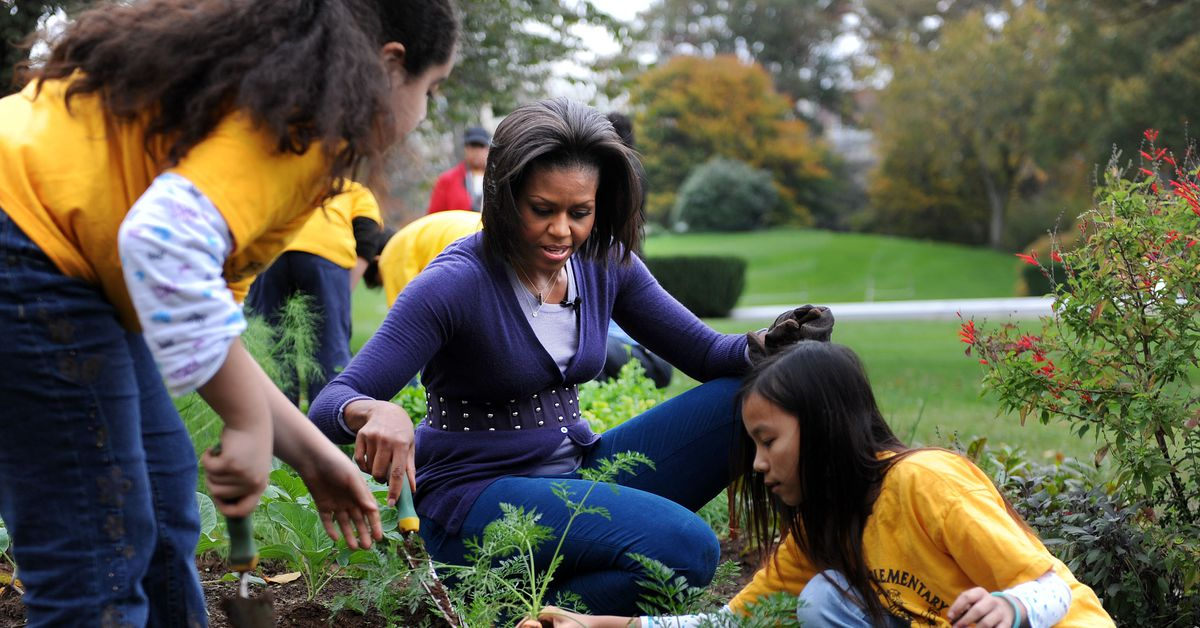 House Conservatives Will Try To Kill Michelle Obama S Surprisingly Successful Anti Obesity Campaign Vox