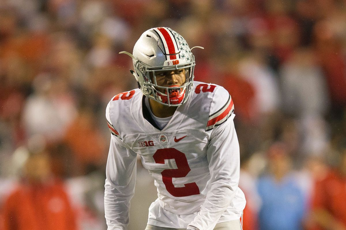 Easy choice: Browns CB Haden wants Garrett with No. 1 pick