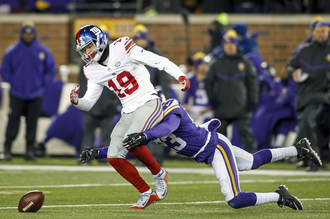 Odell Beckham Lost His Cool Again