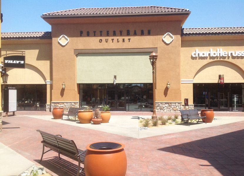 Explore Tejon Outlets, Home to Cali's Only Pottery Barn ...