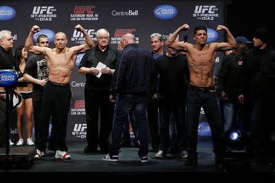 community news, Georges St Pierre offers to help charismatic Nick Diaz ... as long as he doesnt embarrass him