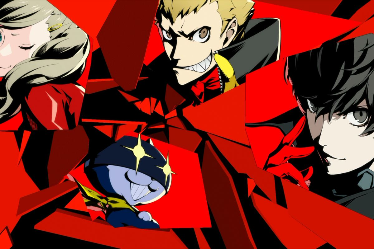 'Persona 5' spinoff titles hinted by new Atlus websites