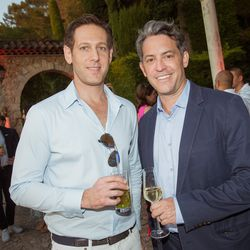From left, Avi Zimak (New York Media), Jim Bankoff (Chairman & CEO, Vox Media)