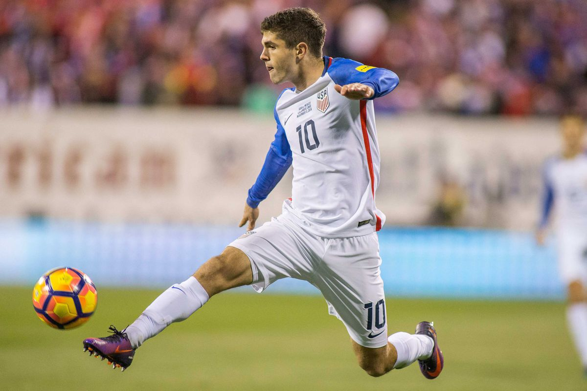 All eyes on Pulisic as USMNT gear up for Avaya Qualifier
