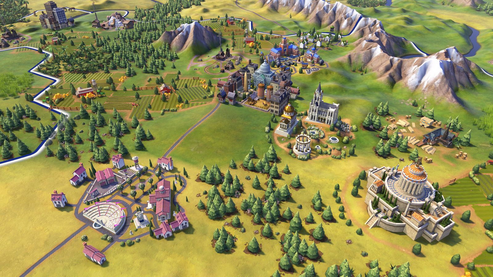 Hands on with Civilization 6 ... as the Emperor of China