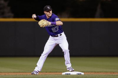 MLB: Tampa Bay Rays at Colorado Rockies