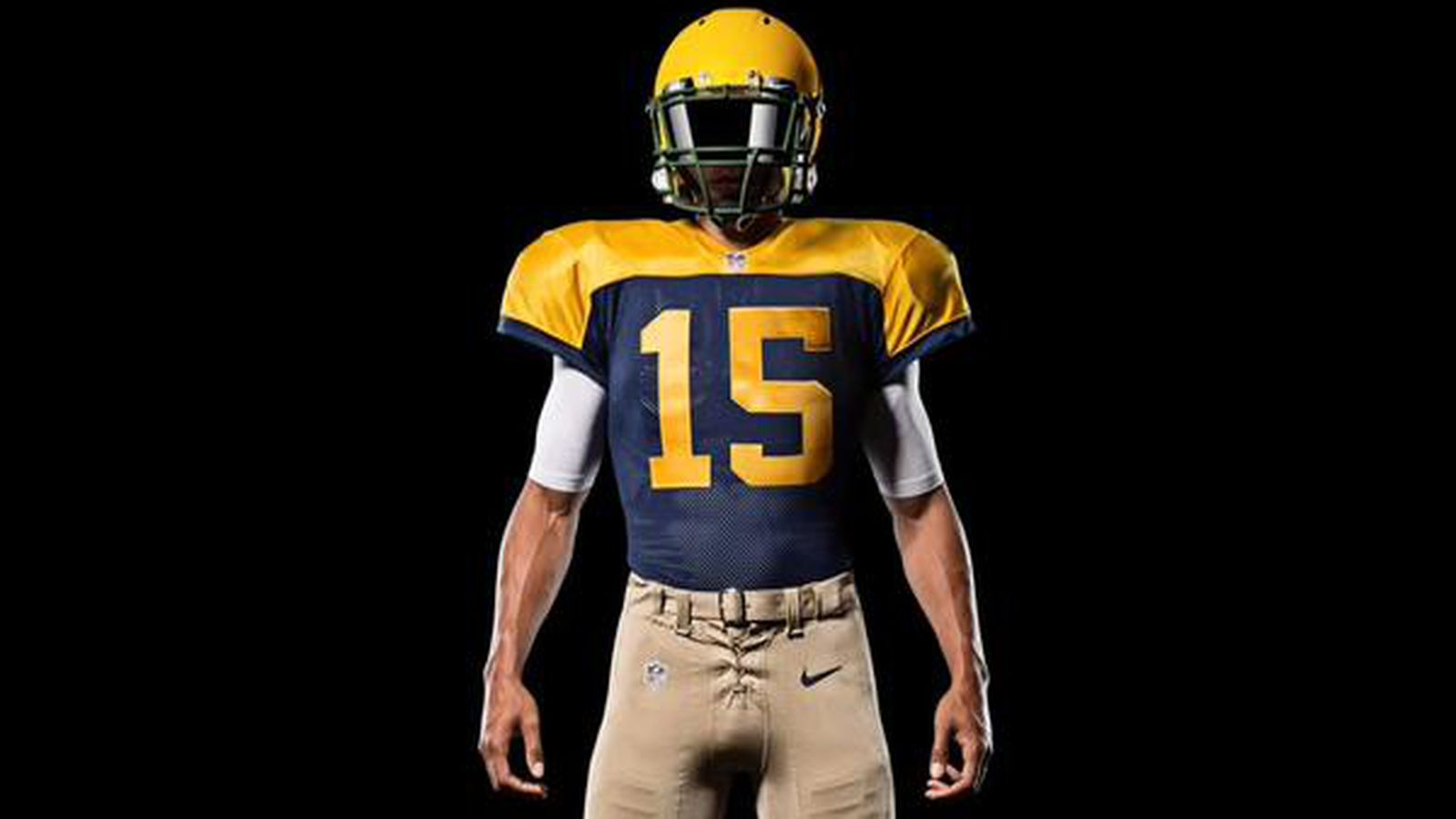 Packers unveiled alternate uniforms that are throwbacks to throwbacks ...