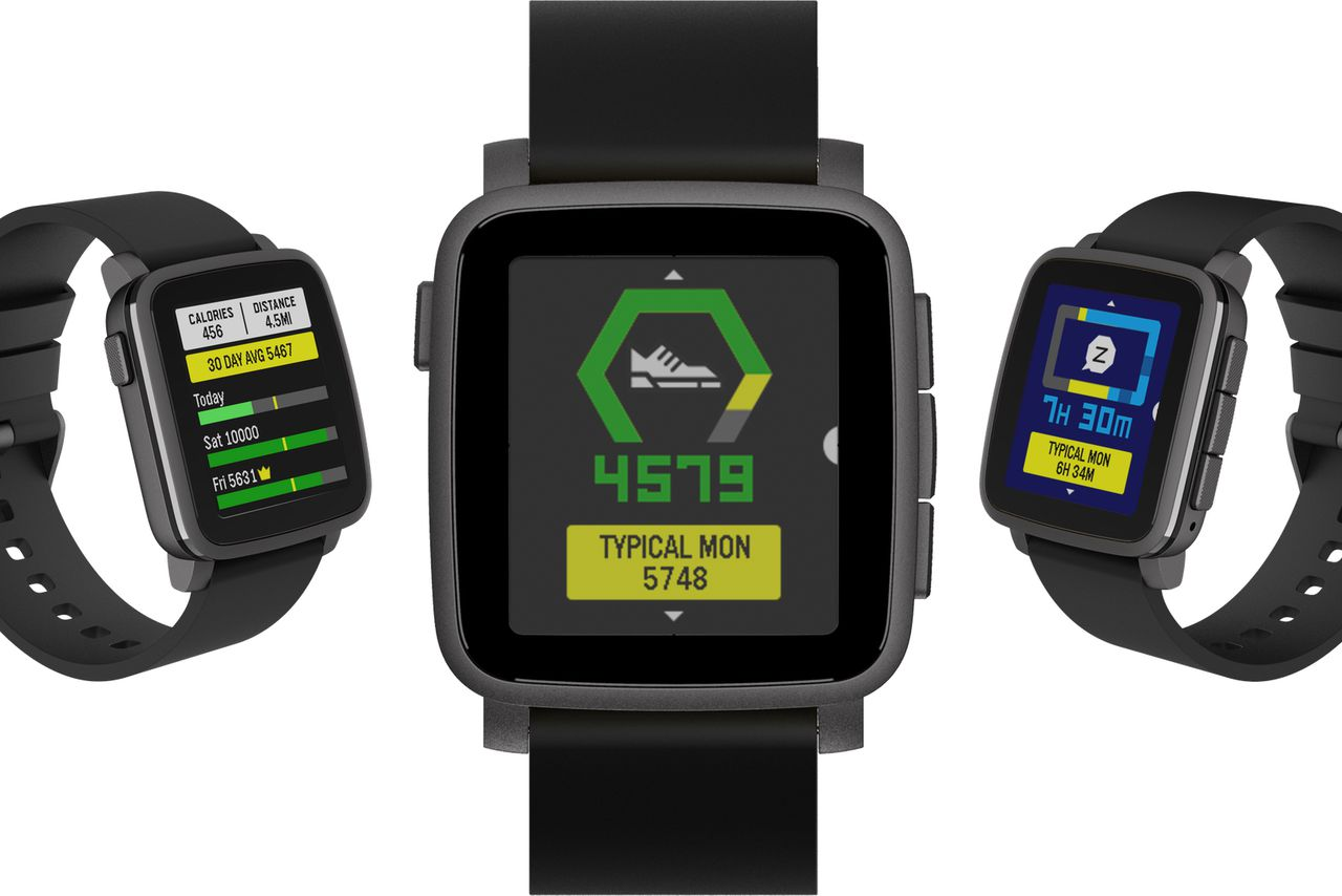 Pebble Launches Update With Streamlined Interface, Redesigned 'Pebble Health' Feature
