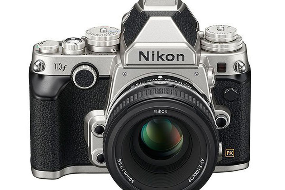 nikons new full frame camera leaks out with glorious retro styling