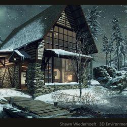 Samples of Shawn Wiederhoeft's work on <em>Call of Duty: Ghosts</em>.