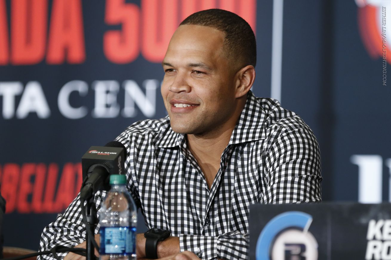 community news, Raymond Daniels, Kevin Ross ready to be part of nucleus of new Bellator kickboxing