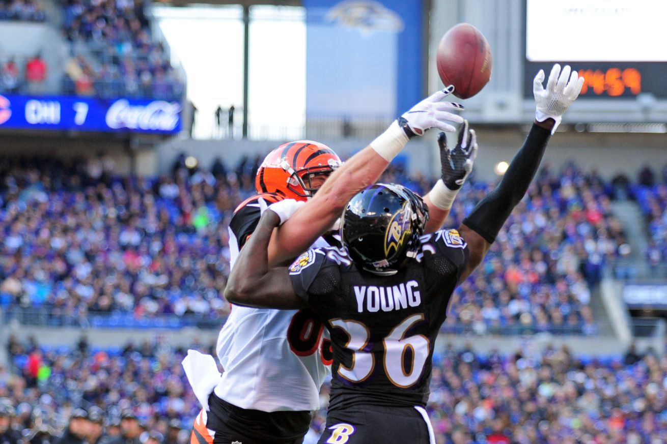 Todd McShay ranks Baltimore Ravens cornerback Tavon Young as top value pick from 2016 draft