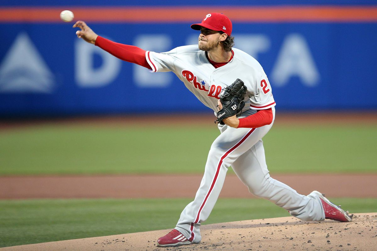 Phillies place Aaron Nola on 10-day DL