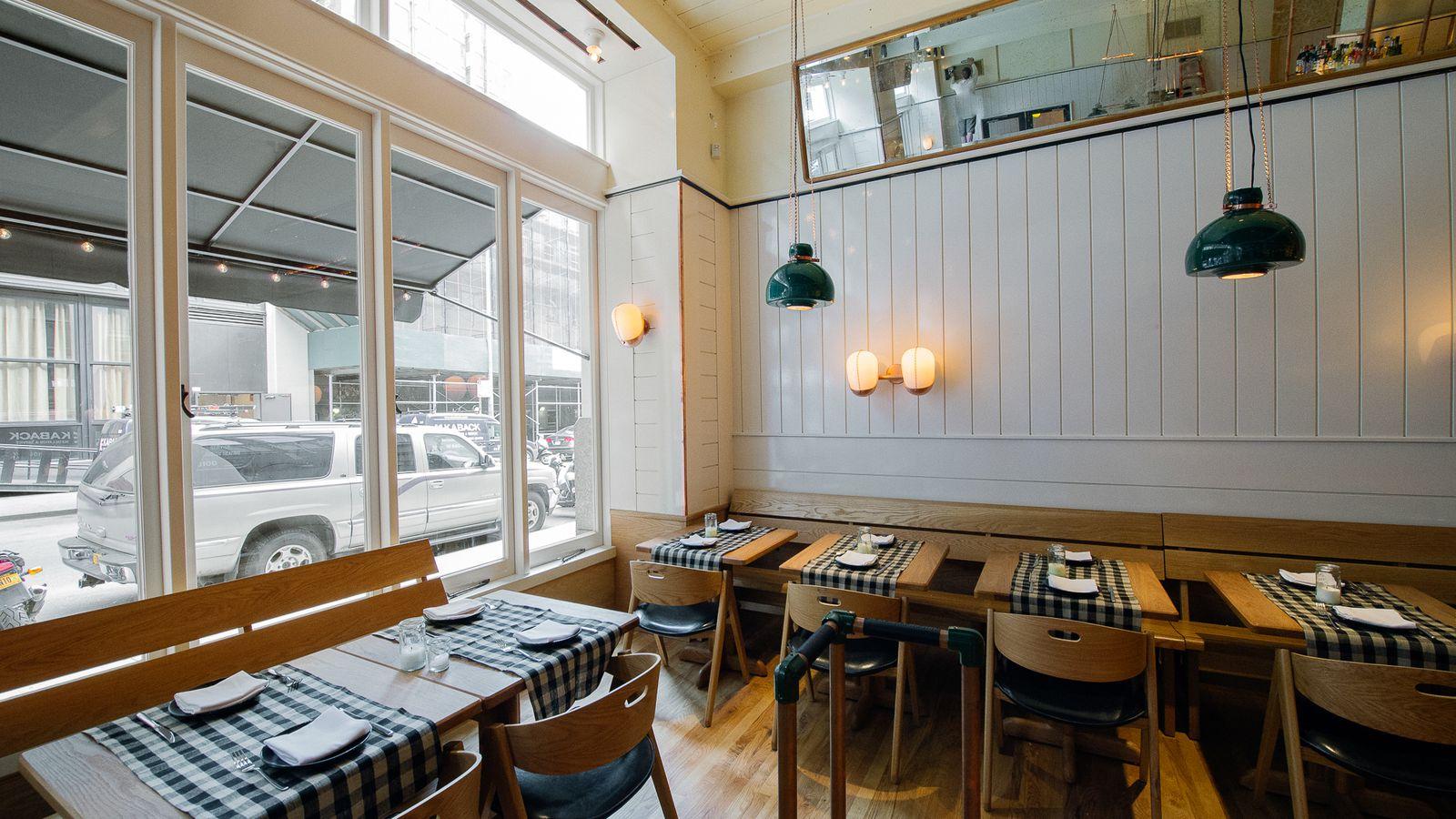 The Breslin Bar And Dining Room Breslin Bar And Dining Room Restaurant Week Decor