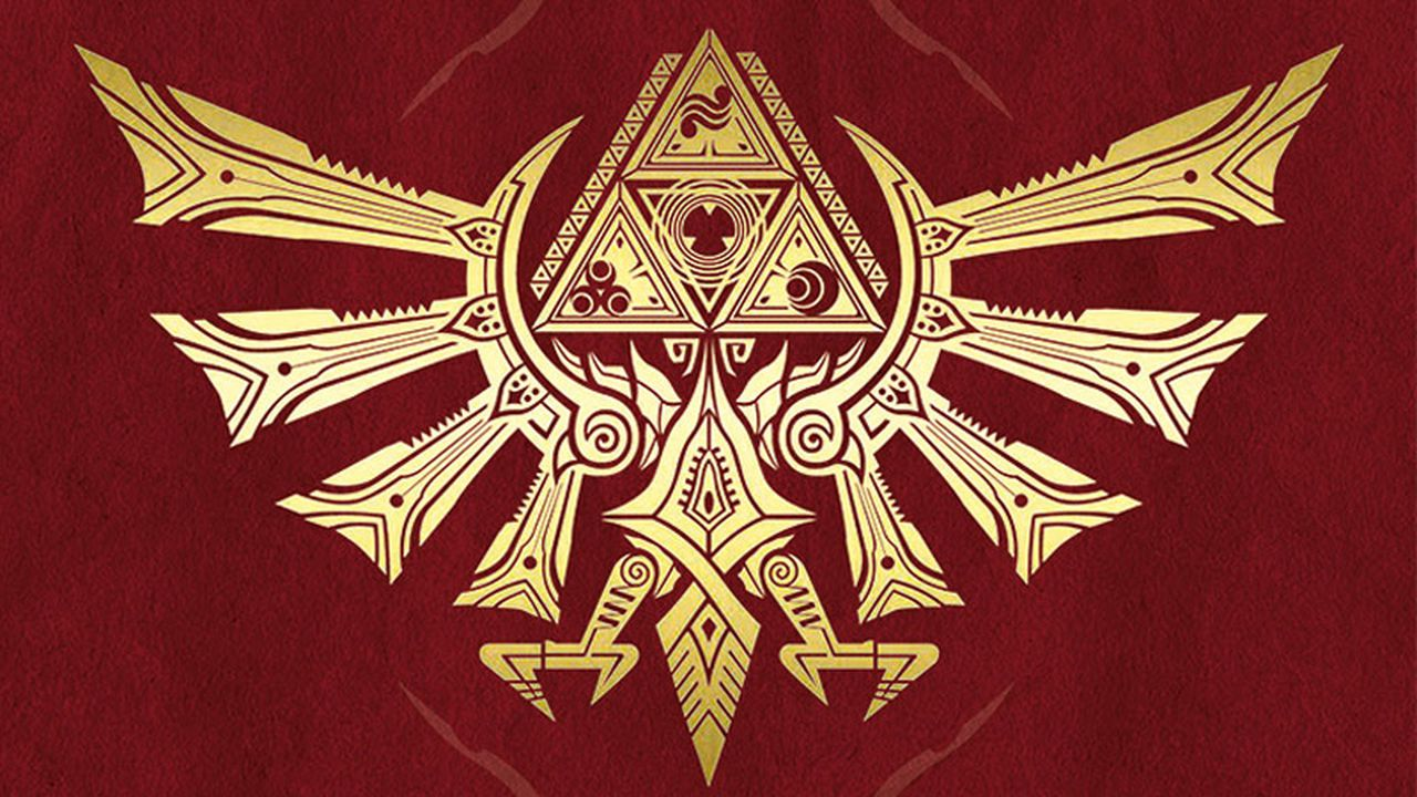 The Legend of Zelda: Art & Artifacts coming from Dark Horse