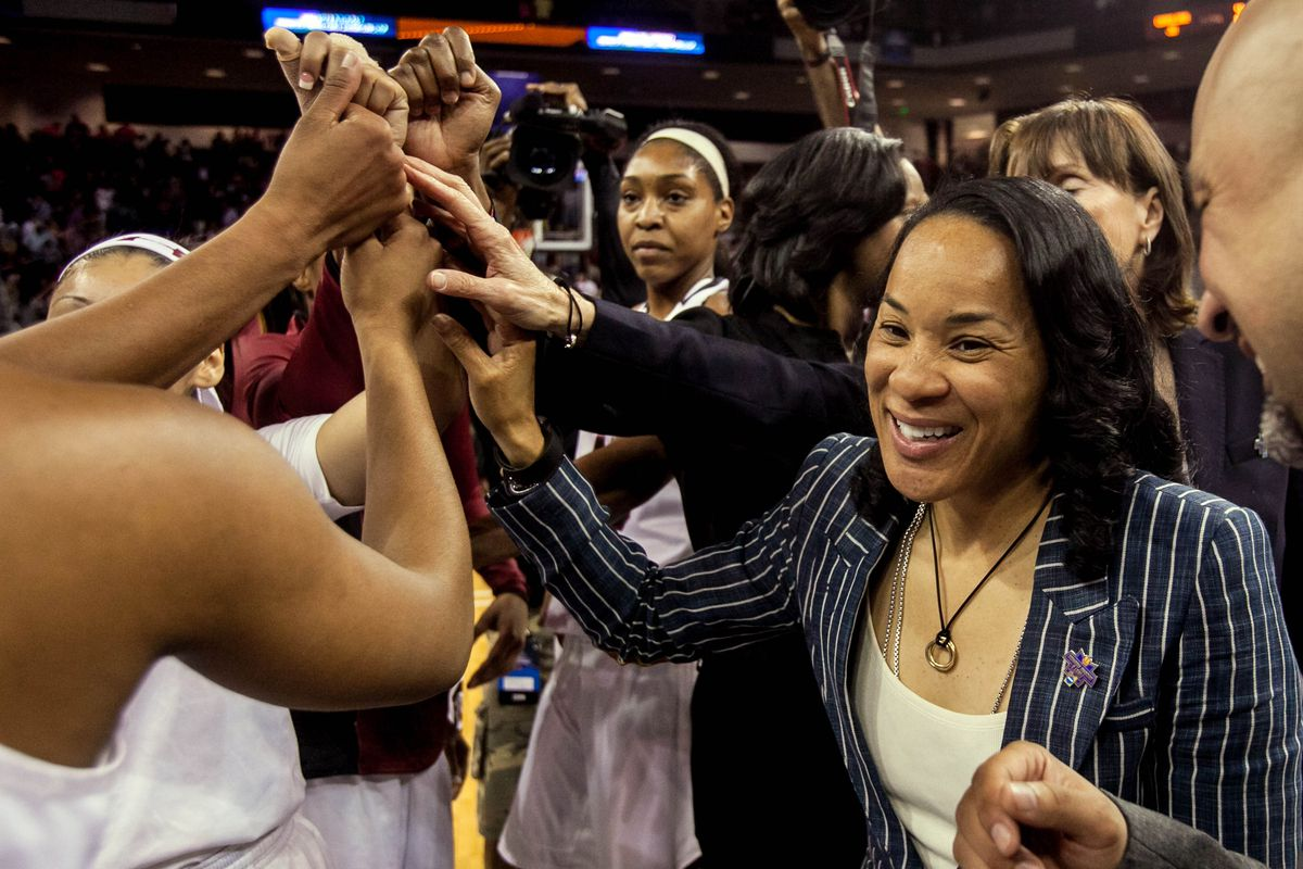 Dawn Staley to be named USA Women's Basketball Head Coach