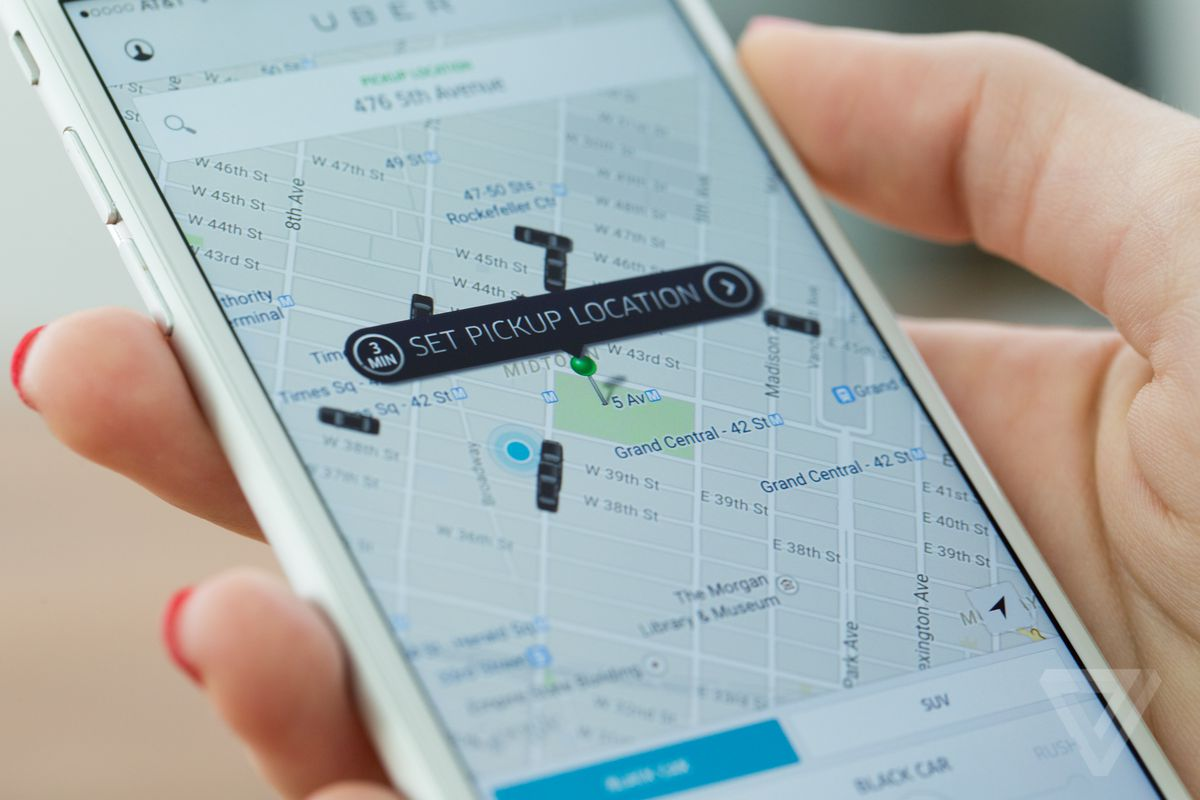 Uber uses a software tool to identify and sidestep code enforcement officials