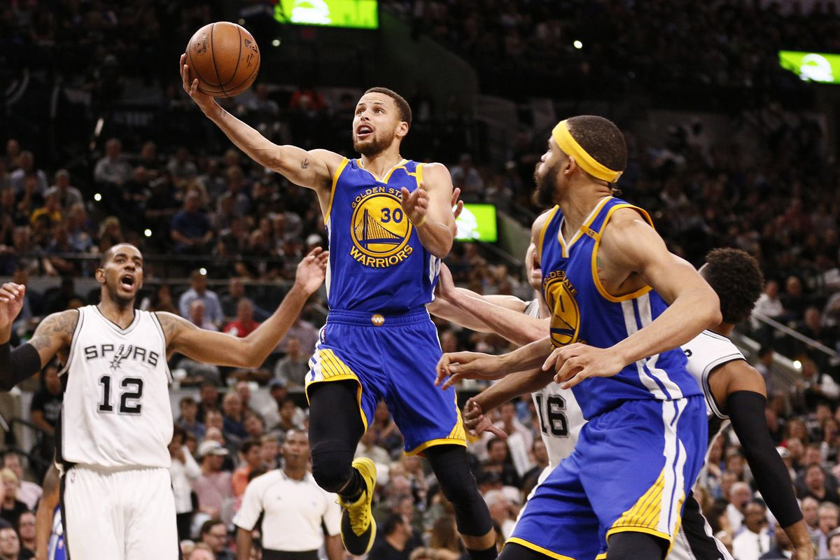 Spurs-Warriors battle could set the table for playoffs