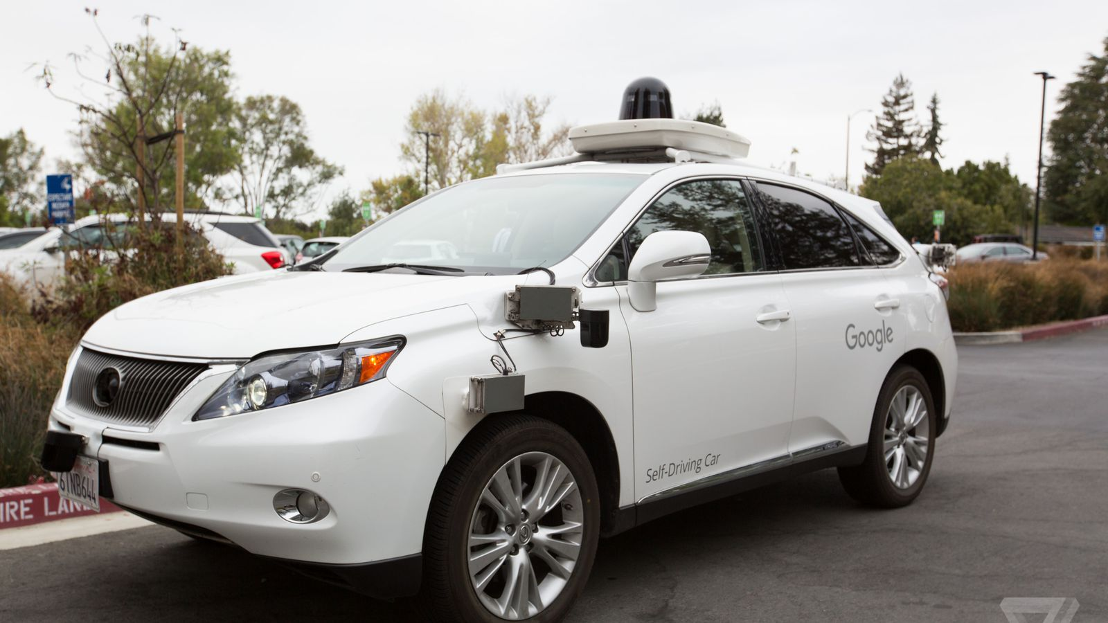We took a ride in Alphabet's self-driving car, which just hit 2 million miles traveled on public roads - The Verge