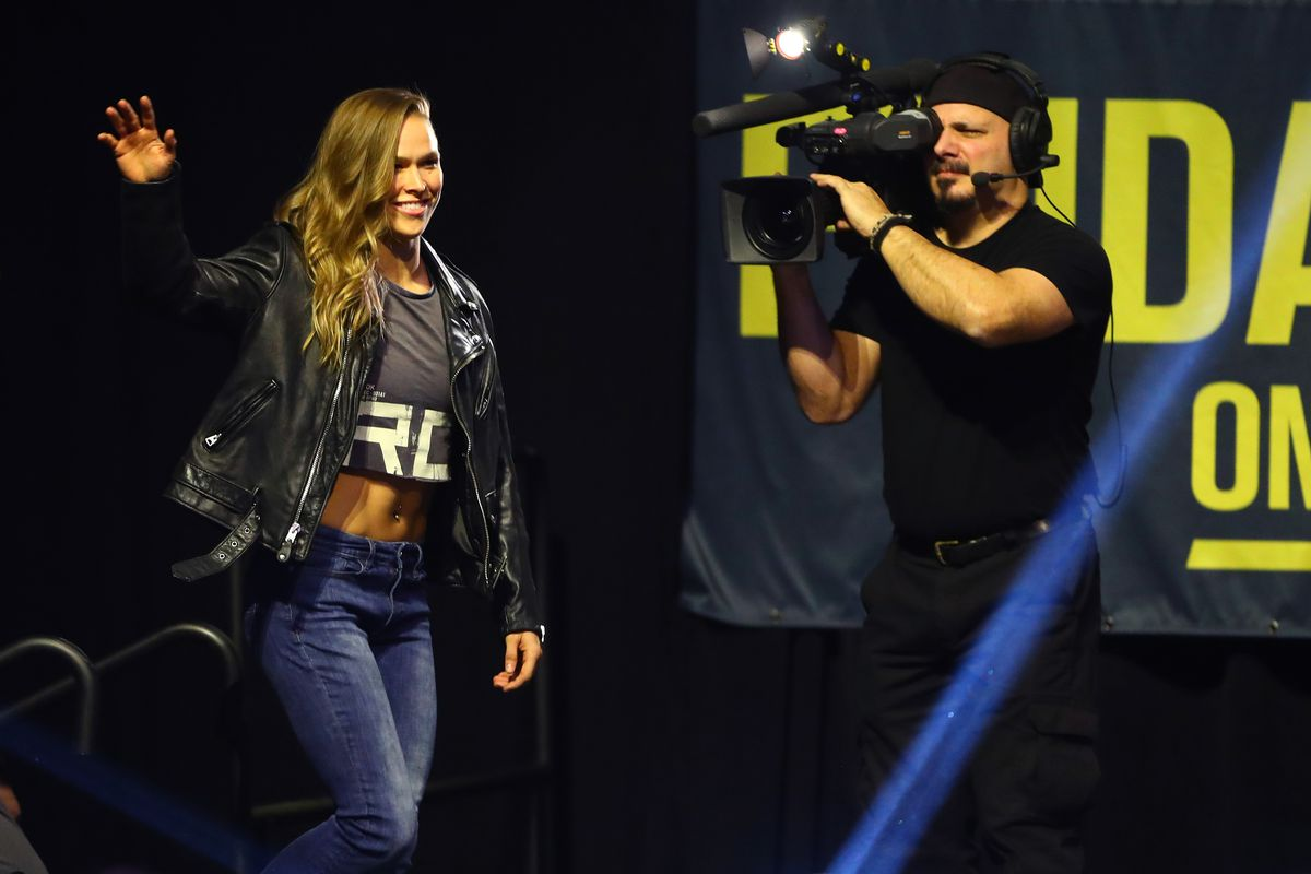 UFC champion Demetrious Johnson slams Ronda Rousey