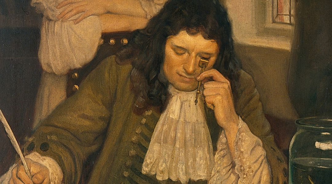 How Antoni van Leeuwenhoek discovered bacteria in the ...