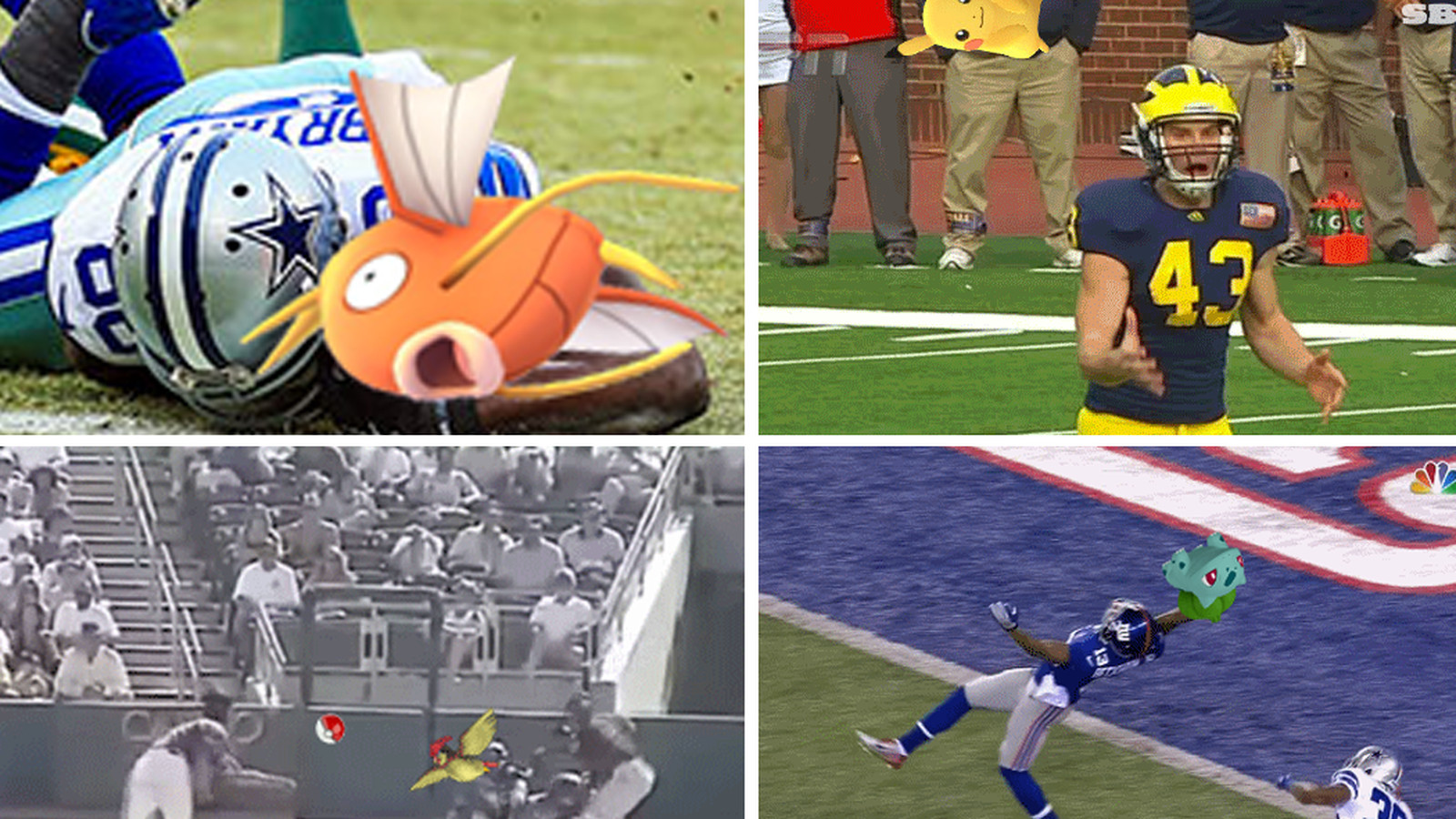 12 Classic Sports Moments That You Forgot Included Pokemon