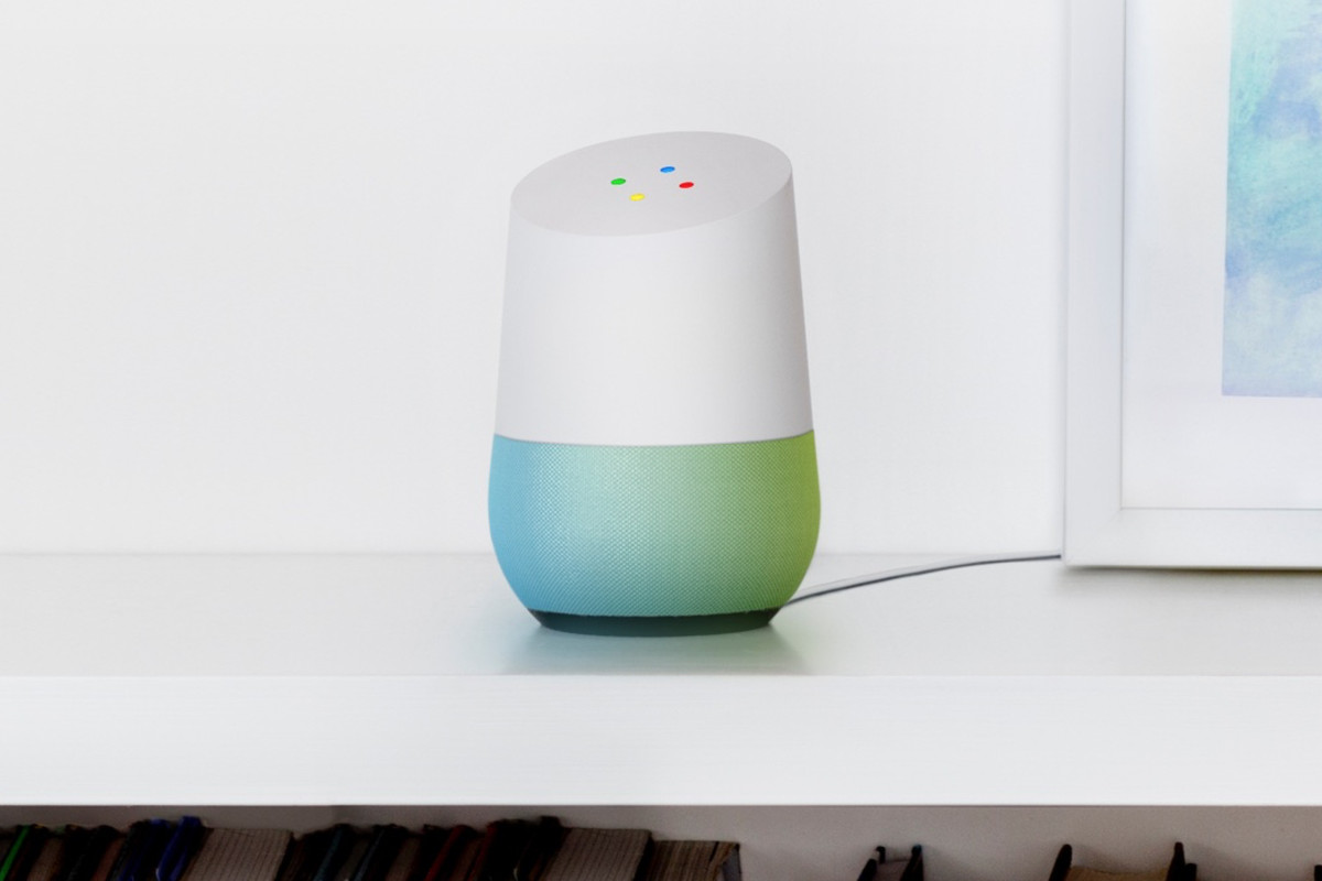 Google Home Will get Multiple User Support