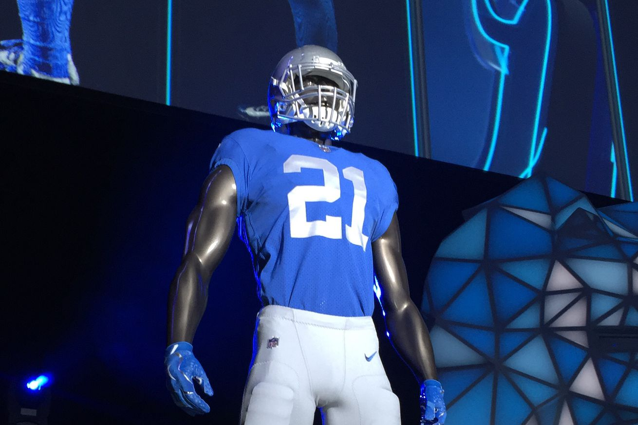 New custom Detroit Lions jerseys now available for purchase