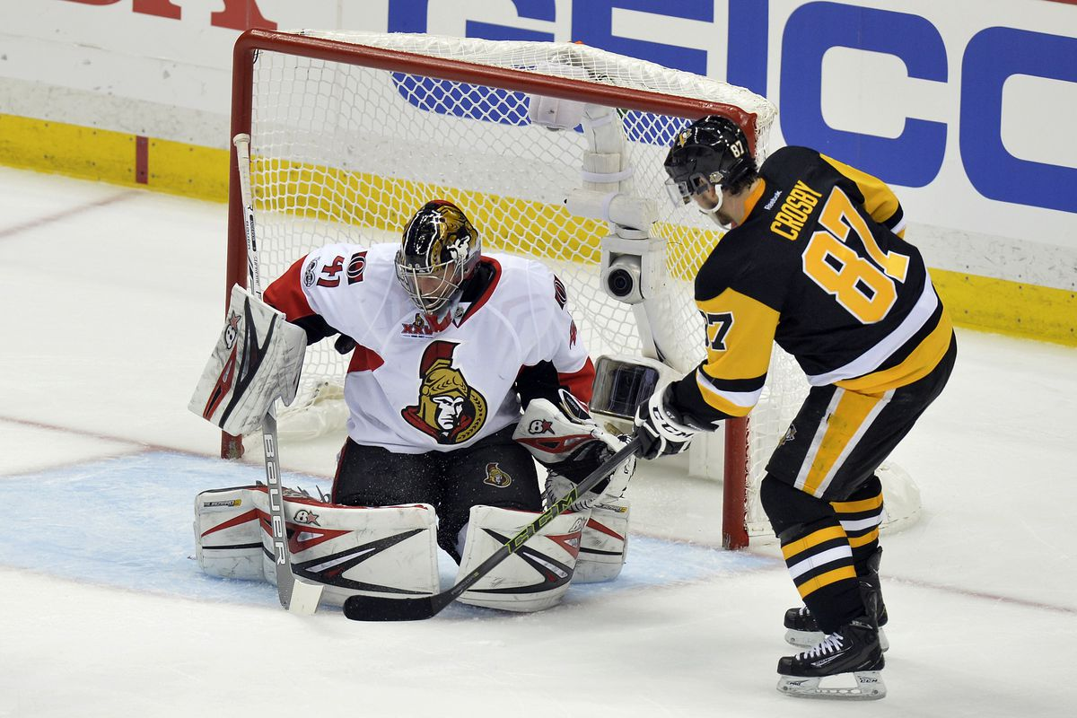 Penguins hoping for reinforcements against Senators in Game 5