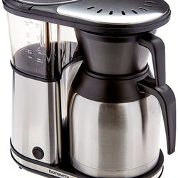 """Maybe this is selfish, because if I were a groomsmen this is what I would want: Bonavita <a href=""""https://www.amazon.com/Bonavita-BV1900TS-Carafe-Coffee-Stainless/dp/B00O9FO1HK/?tag=strat-bestcoffeemachine-20&ascsubtag=[]st[p]cizijupnp0001o3y6qsyzqnbk[d]D"""">Coffee Brewer</a> ($121)"""