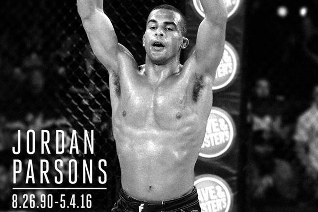 community news, Bellator sets up Jordan Parsons memorial scholarship fund