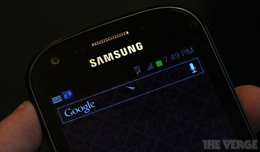 how to set date memos in galaxy core prime