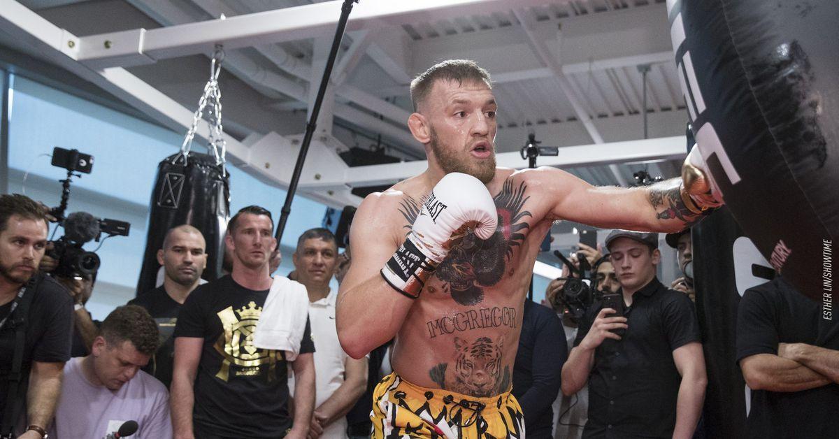 Conor McGregor coach Owen Roddy wants Nate Diaz trilogy fight next