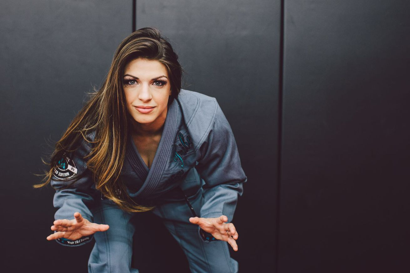 After 'painful' transition to MMA, Mackenzie Dern already eyes UFC belt