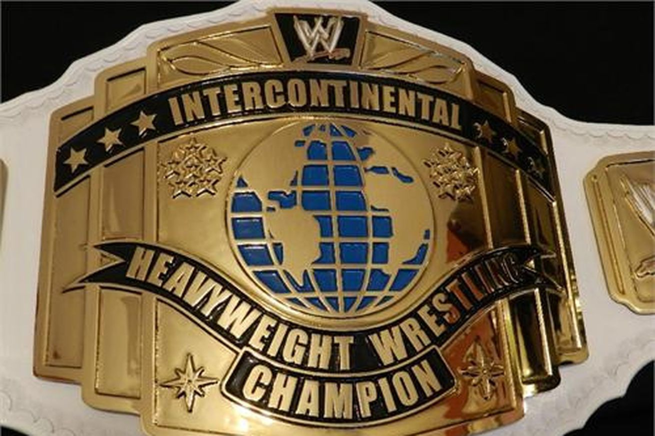 Image result for ic wwe championship