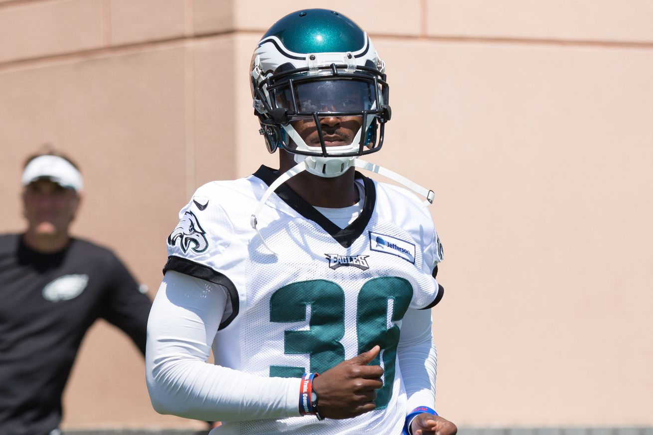 NFL Jerseys - Eagles News: JaCorey Shepherd is ahead of schedule to return from ...