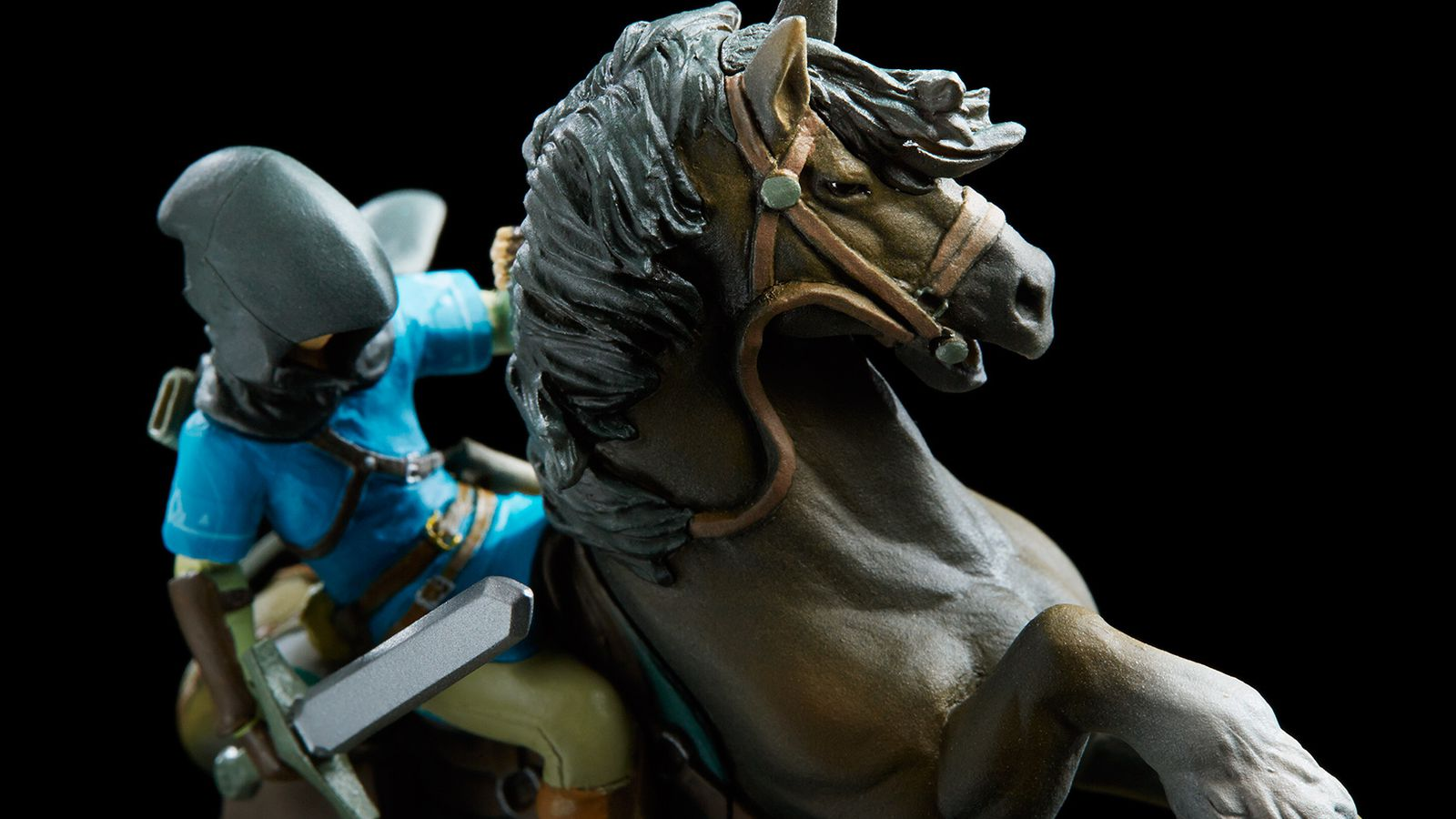 The Legend of Zelda: Breath of the Wild gets three new amiibo, here they are