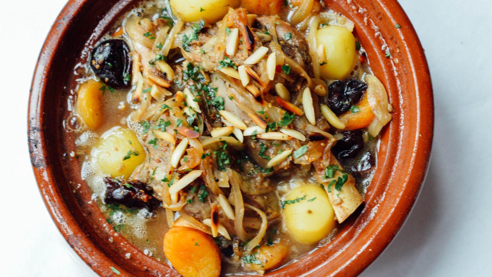 Bar omar brings algerian food to williamsburg eater ny for Algerien cuisine