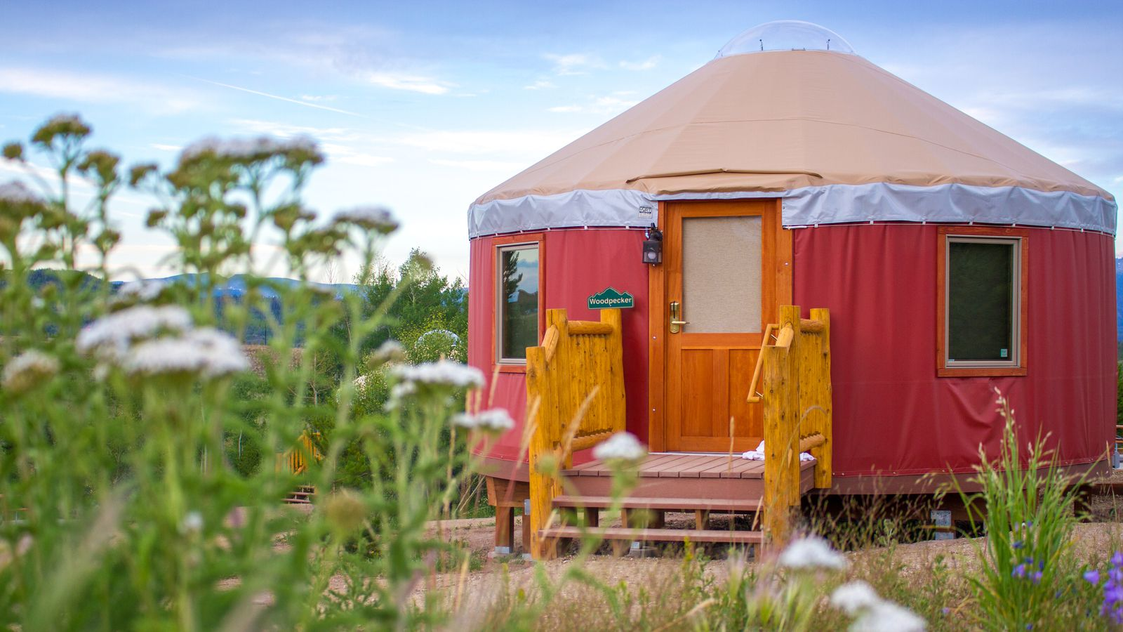 5 Vacation Yurts To Get Away From It All Curbed