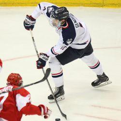 UConn Men's Hockey vs BU Terriers