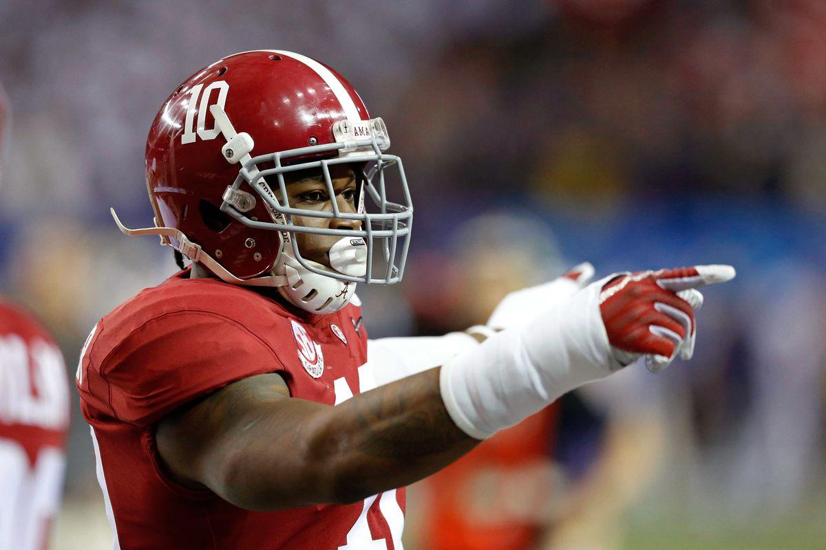NFL Draft Rankings: Reuben Foster Is 'Top 5 Prospect'