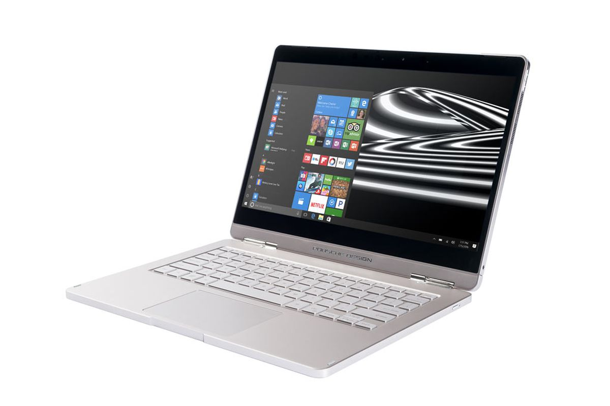 Porsche Design BOOK ONE 2-in-1 out-hinges Surface Book