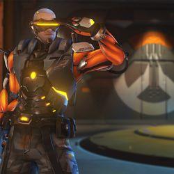 Overwatch Anniversary event screenshots
