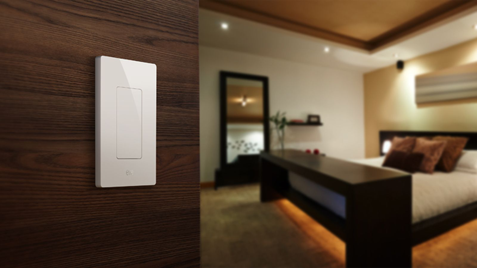 There U2019s Now A Light Switch For Apple U2019s Homekit