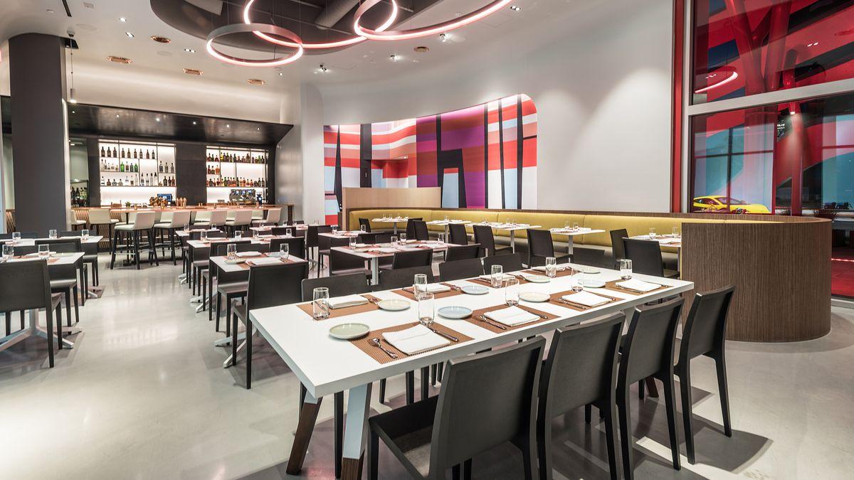 Drago Italian Restaurant Los Angeles