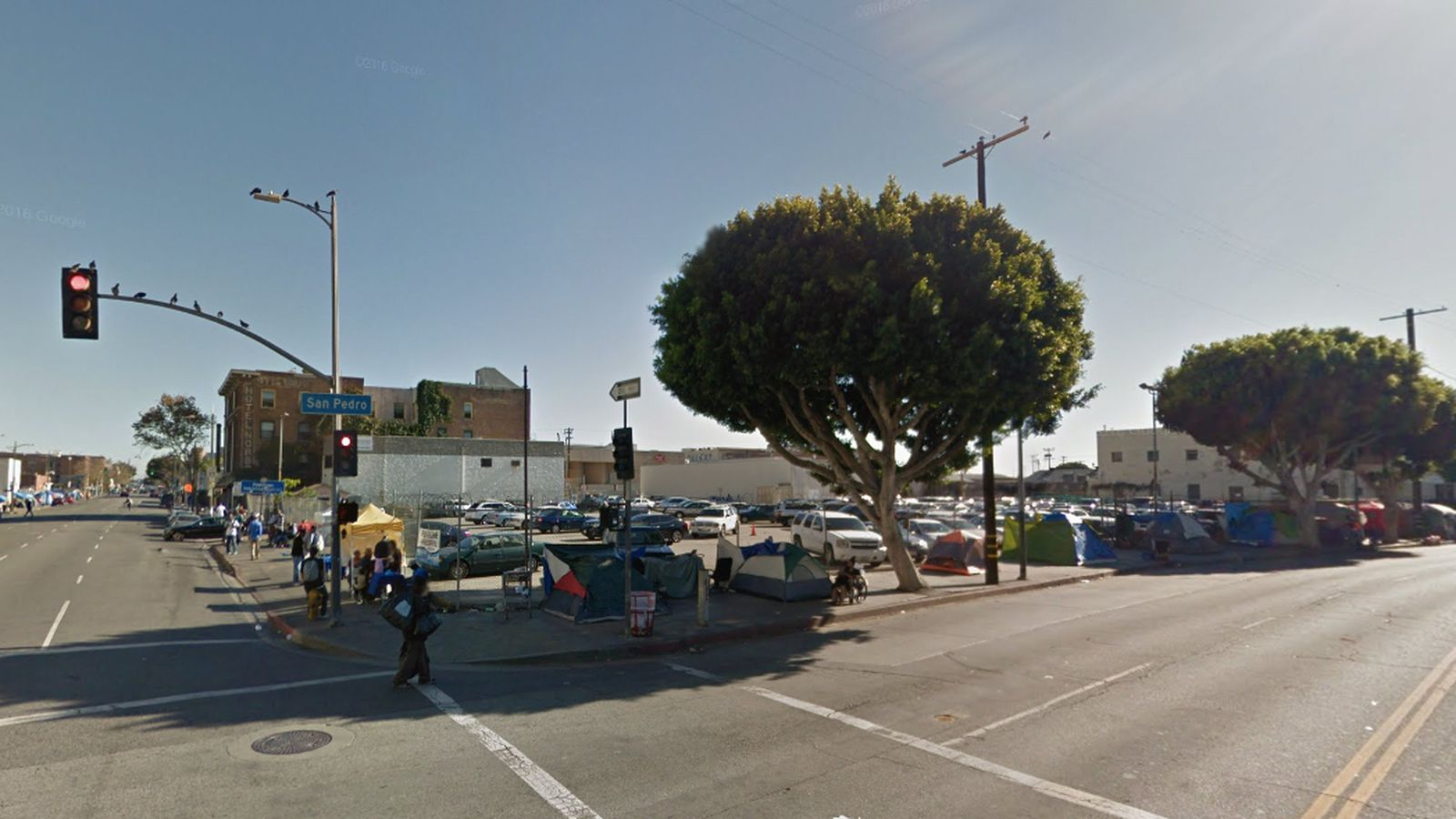 19 Story Affordable Housing Development Planned For Skid Row Curbed LA